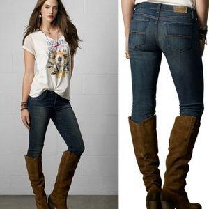 Denim & Supply straight leg dark wash jeans 30-32